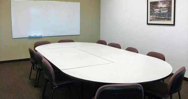 Conference Room at the Center