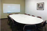 Conference Room chairs and table