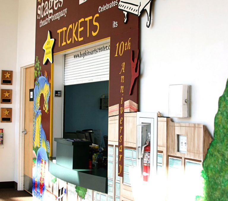 Stages Theatre Company Box Office