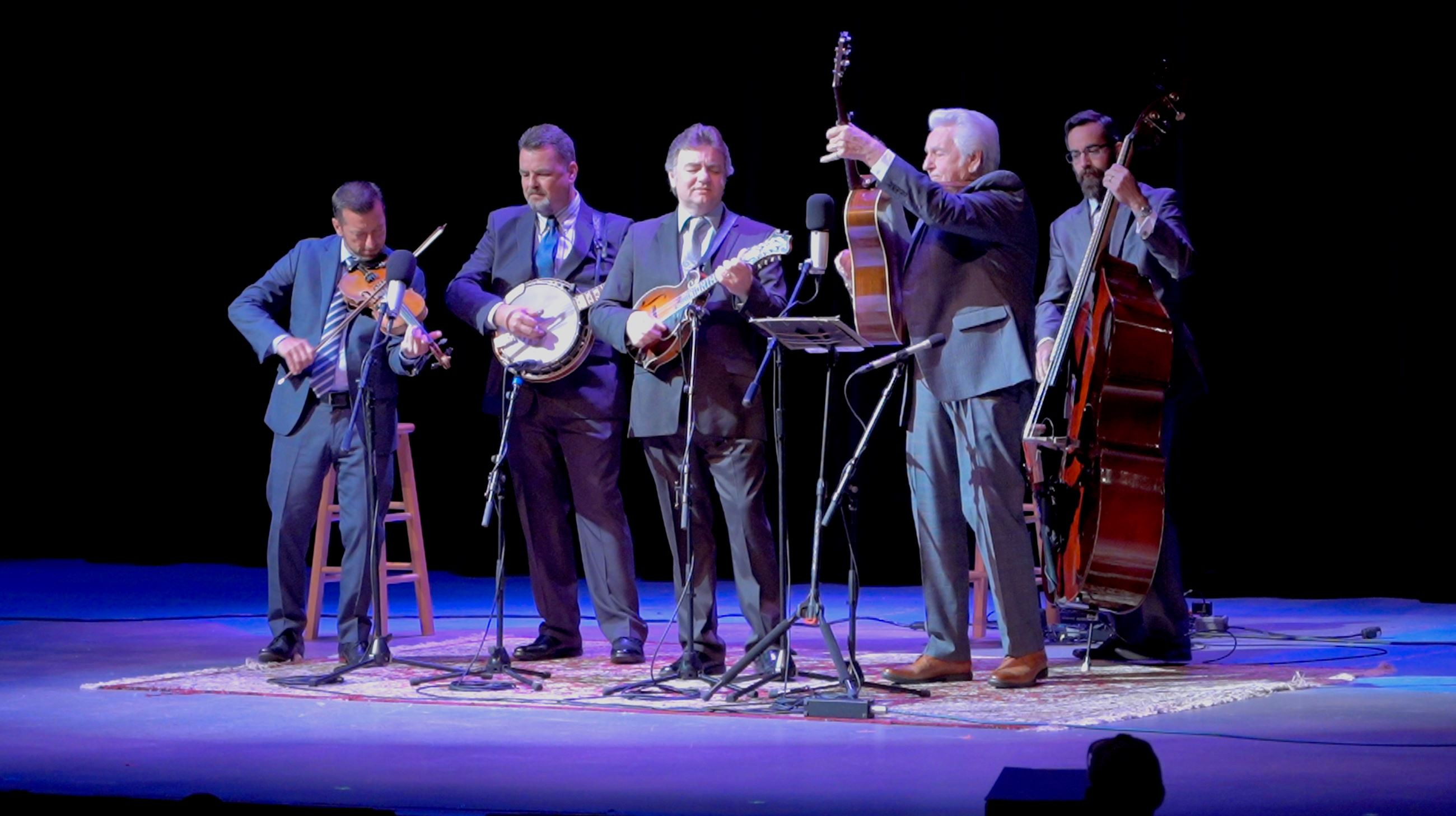 May Day 2019 Del McCoury