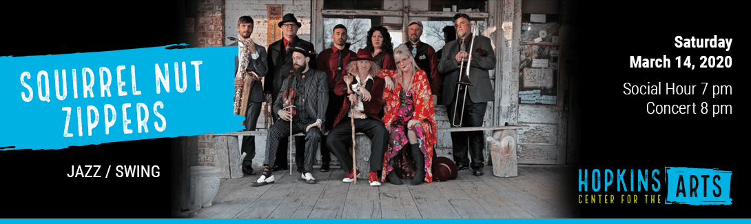 Squirrel Nut Zippers Website Banner