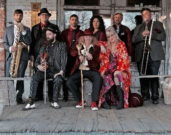 Squirrel-Nut-Zippers Musical group